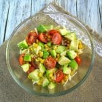 Avocado Cherry Tomato and Corn Salad
