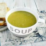 Split Pea and Ground Beef Soup (Slow-Cooker)