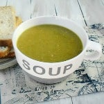 Split Pea and Ground Beef Soup