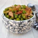 Bacon Peas