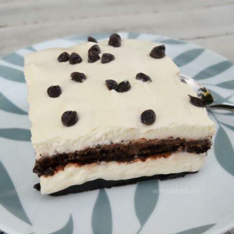 Creamy Oreo Dessert