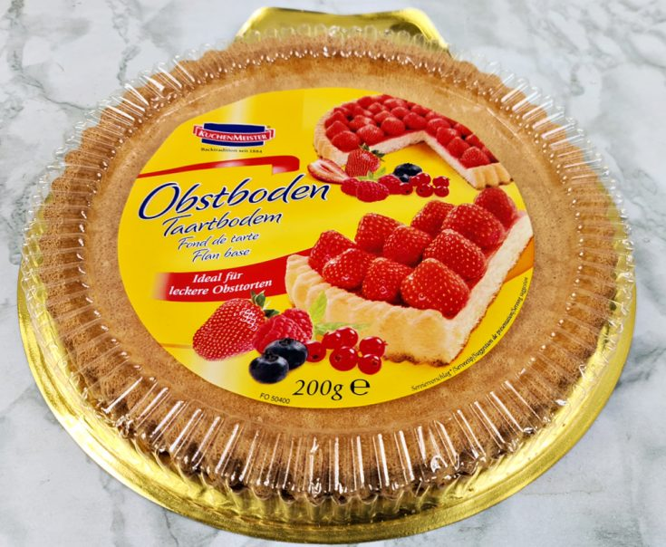 Store-bought Flan