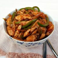 Almost Chinese Chicken
