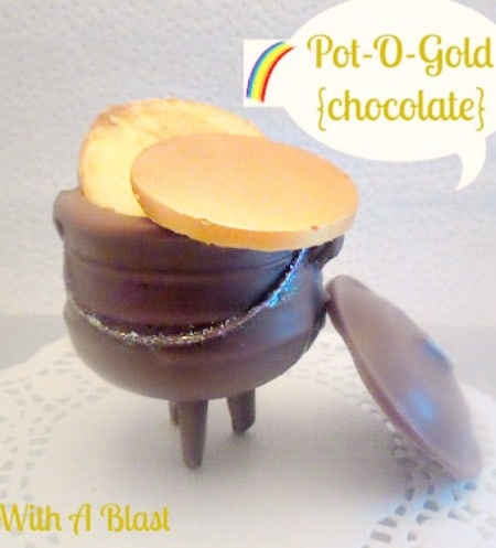 Pot-O-Gold {all chocolate}