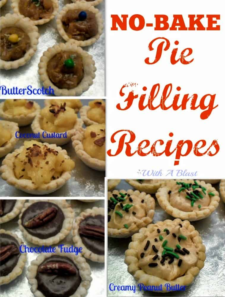 Quick No-Bake Pie Filling Recipes