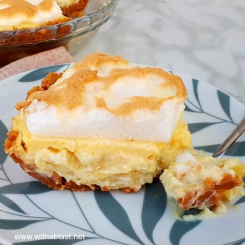 Apple Lemon Meringue Pie