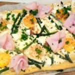 Asparagus and Egg EASTER Brunch