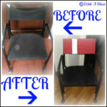 Desk Chair Make-Over