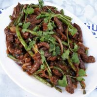 Teriyaki Beef And Greens Stir-Fry