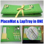 PlaceMat & LapTray in ONE