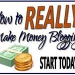 FREE 4-Week Online Blogging Class !
