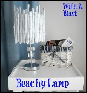Beachy Lamp