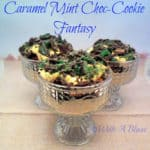Caramel Mint Choc-Cookie Fantasy