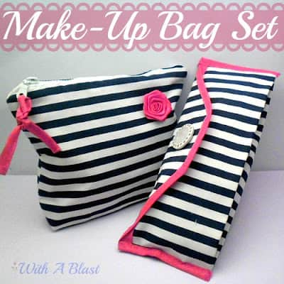 Make-Up Bag Set