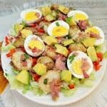Potato Bacon and Egg Salad (Fall)