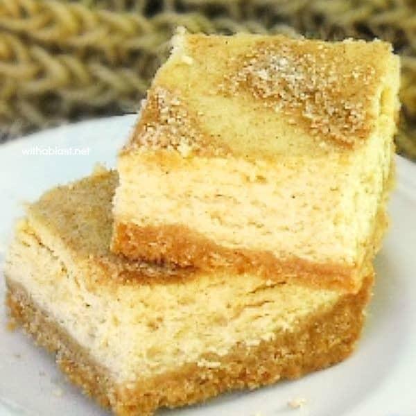 Spiced Cinnamon Honey Cheesecake