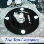 New Year Centerpiece