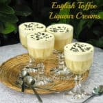 English Toffee Liqueur Creams