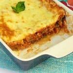 Tomato and Basil Chicken Lasagna