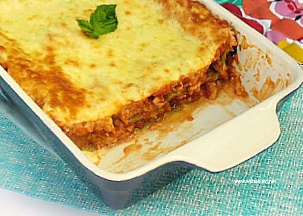 Chicken lasagna loaded with veggies ! #Lasagna #Chicken #Healthy #Pasta