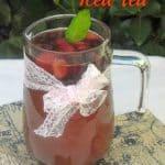 Very Berry Iced Tea