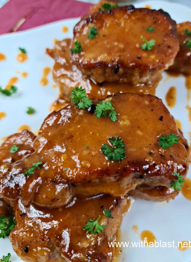 1000 Island Tangy Pork Chops
