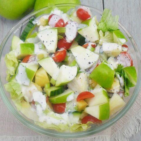 Apple Summer Salad