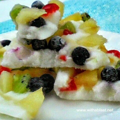 Healthy Frozen Fruit Snacks