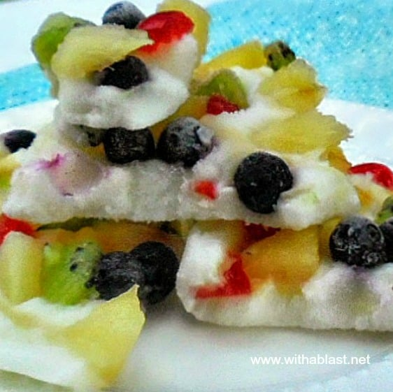 Healthy Frozen Fruit Snacks