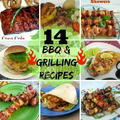 14 BBQ and Grilling Recipes