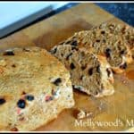 Breadmaker Fruit Bread {Guest Post from Mellywood's Mansion}