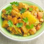Cape Malay Chicken Curry