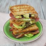 Bacon Lettuce Avocado Sandwich (The B.L.A.)