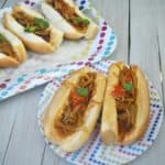 Sweet Chili Cheese Dogs