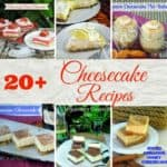 20+ Cheesecake Recipes