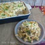 Chicken Sundried Tomato and Mozzarella Pasta