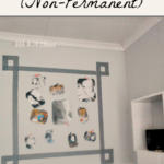 Multiple Photos Frame (Non-Permanent)