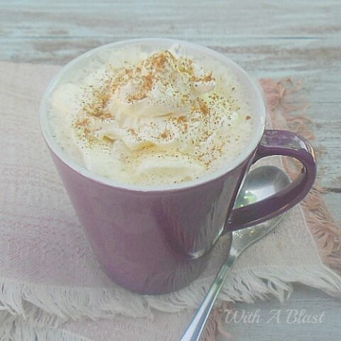 Pumpkin Pie Spiced Latte