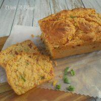 Sundried Tomato and Corn Bread