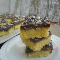 Butter Coconut Bars