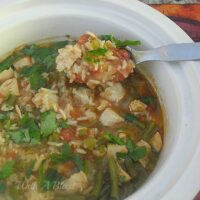 Hearty Chicken Gumbo (Slow-Cooker)