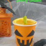 Jack-O-Lantern Slimy Slush