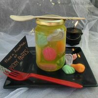 Pickled Body Parts (Halloween Treat)