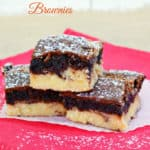 Cinnamon Cheesecake Brownies