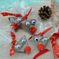 Quick Reindeer Treats