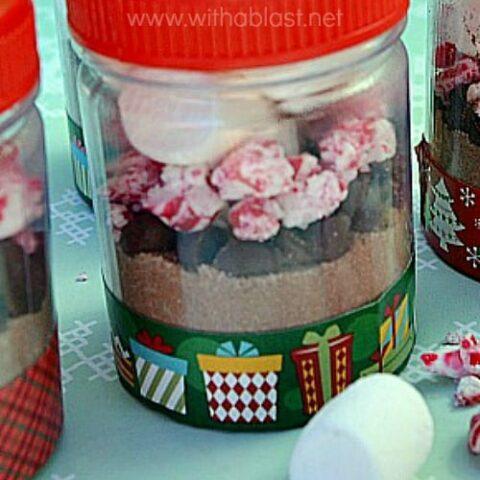 Single Serve Hot Chocolate Mix