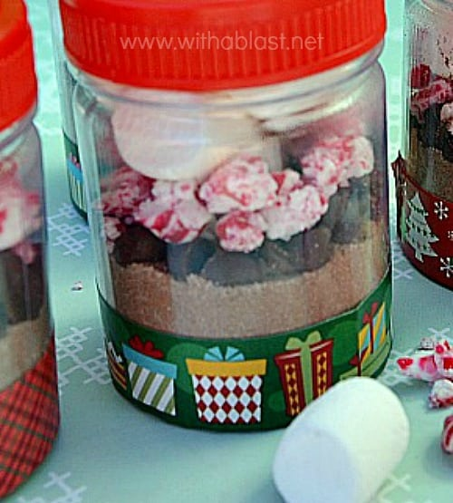 Single Serve Hot Chocolate Mix