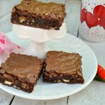 Decadent Chili Chocolate Brownies