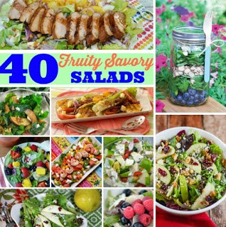 40 Fruity Savory Salads