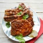 Peri-Peri Pork Chops